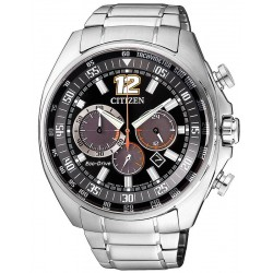 Купить Citizen Мужские Часы Chrono Racing Eco-Drive CA4198-87E