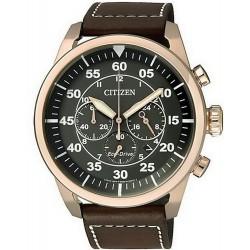 Купить Citizen Мужские Часы Aviator Хроно Eco-Drive CA4213-00E