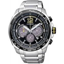 Citizen Мужские Часы Хроно Eco-Drive CA4234-51E