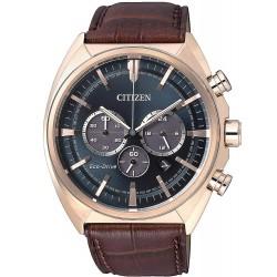 Citizen Мужские Часы Хроно Eco-Drive CA4283-04L