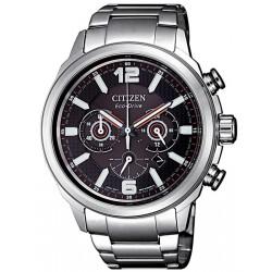 Купить Citizen Мужские Часы Chrono Racing Eco-Drive CA4380-83E