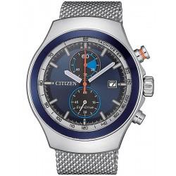 Citizen Мужские Часы Хроно Eco-Drive CA7011-83L