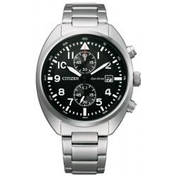 Citizen Мужские Часы Metropolitan Хроно Eco Drive CA7040-85E