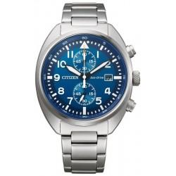 Citizen Мужские Часы Metropolitan Хроно Eco Drive CA7040-85L