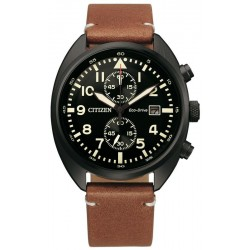 Citizen Мужские Часы Metropolitan Хроно Eco Drive CA7045-14E