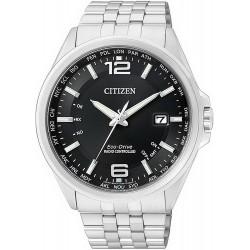 Купить Citizen Мужские Часы Радиоуправляемые Evolution 5 Eco-Drive CB0010-88E