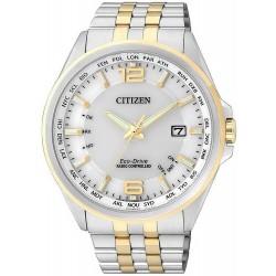 Купить Citizen Мужские Часы Радиоуправляемые Evolution 5 Eco-Drive CB0016-57A
