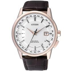 Купить Citizen Мужские Часы Радиоуправляемые Evolution 5 CB0153-21A