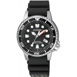 Citizen Женские Часы Promaster Marine Diver's Eco-Drive 200M EP6050-17E