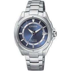 Citizen Женские Часы Super Titanium Eco-Drive FE6040-59L