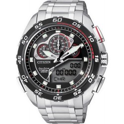 Citizen Мужские Часы Promaster Хроно Eco-Drive JW0124-53E