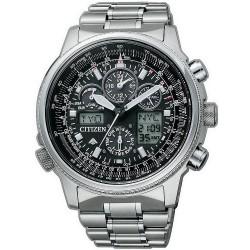 Купить Citizen Мужские Часы Promaster Super Pilot Радиоуправляемые JY8020-52E