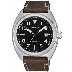 Citizen Мужские Часы Urban Автоматический NJ0100-11E