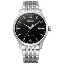 Citizen Мужские Часы Механический Автоматический NJ0110-85E