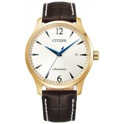 Citizen Мужские Часы Механический Автоматический NJ0118-16A