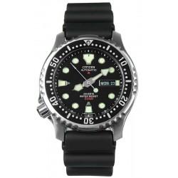 Купить Citizen Мужские Часы Promaster Diver's 200M Автоматический NY0040-09E