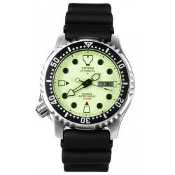 Купить Citizen Мужские Часы Promaster Diver's 200M Автоматический NY0040-09W