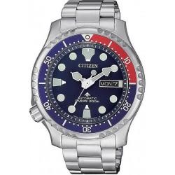Купить Citizen Мужские Часы Promaster Diver's Automatic 200M NY0086-83L