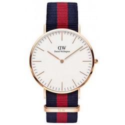 Daniel Wellington Мужские Часы Classic Oxford 40MM DW00100001