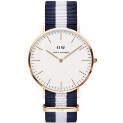Купить Daniel Wellington Мужские Часы Classic Glasgow 40MM DW00100004