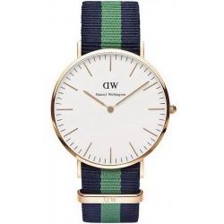 Купить Daniel Wellington Мужские Часы Classic Warwick 40MM DW00100005