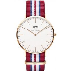 Купить Daniel Wellington Мужские Часы Classic Exeter 40MM 0112DW