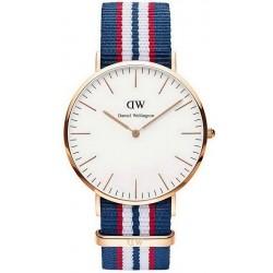 Купить Daniel Wellington Мужские Часы Classic Belfast 40MM 0113DW