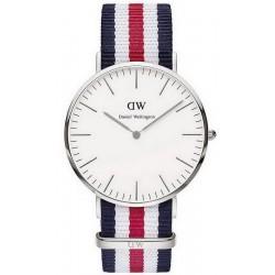 Купить Daniel Wellington Мужские Часы Classic Canterbury 40MM DW00100016