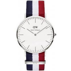Купить Daniel Wellington Мужские Часы Classic Cambridge 40MM DW00100017