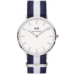 Купить Daniel Wellington Мужские Часы Classic Glasgow 40MM DW00100018