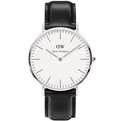 Купить Daniel Wellington Мужские Часы Classic Sheffield 40MM DW00100020