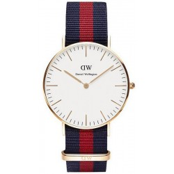 Купить Daniel Wellington Унисекс Часы Classic Oxford 36MM DW00100029