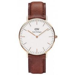 Купить Daniel Wellington Унисекс Часы Classic St Mawes 36MM DW00100035