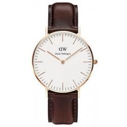 Купить Daniel Wellington Унисекс Часы Classic Bristol 36MM DW00100039