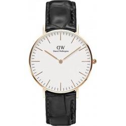 Купить Daniel Wellington Унисекс Часы Classic Reading 36MM DW00100041