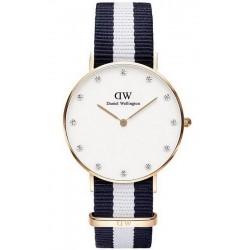 Daniel Wellington Женские Часы Classic Glasgow 34MM DW00100078