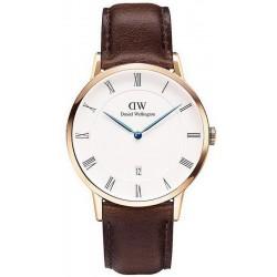 Купить Daniel Wellington Мужские Часы Dapper Bristol 38MM DW00100086