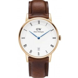 Купить Daniel Wellington Унисекс Часы Dapper St Mawes 34MM DW00100091
