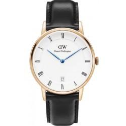 Купить Daniel Wellington Унисекс Часы Dapper Sheffield 34MM DW00100092