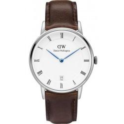 Купить Daniel Wellington Унисекс Часы Dapper Bristol 34MM DW00100098