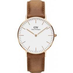 Купить Daniel Wellington Унисекс Часы Classic Durham 36MM DW00100111