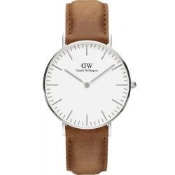 Купить Daniel Wellington Унисекс Часы Classic Durham 36MM DW00100112