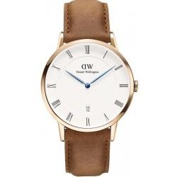 Купить Daniel Wellington Мужские Часы Dapper Durham 38MM DW00100115
