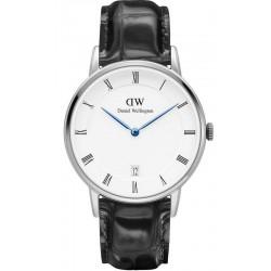 Купить Daniel Wellington Унисекс Часы Dapper Reading 34MM DW00100117