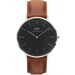 Купить Daniel Wellington Мужские Часы Classic Black Durham 40MM DW00100132
