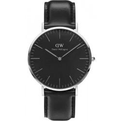 Купить Daniel Wellington Мужские Часы Classic Black Sheffield 40MM DW00100133