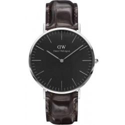 Купить Daniel Wellington Мужские Часы Classic Black York 40MM DW00100134