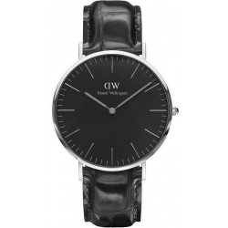 Купить Daniel Wellington Мужские Часы Classic Black Reading 40MM DW00100135