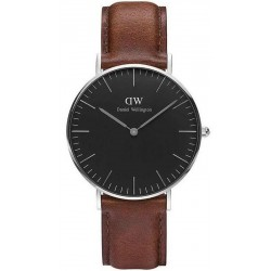 Купить Daniel Wellington Унисекс Часы Classic Black St Mawes 36MM DW00100142