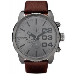 Купить Diesel Мужские Часы Double Down 51 DZ4210 Хронограф